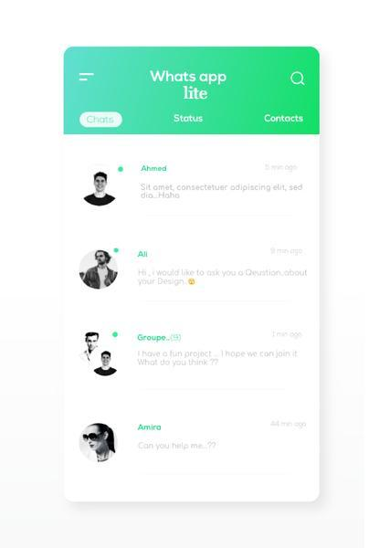 WhatsApp Lite for Android - APK Download