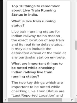 Where is my Train Live Status for Android - APK Download