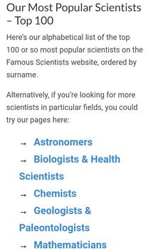 World of Scientists and Inventions screenshot 3