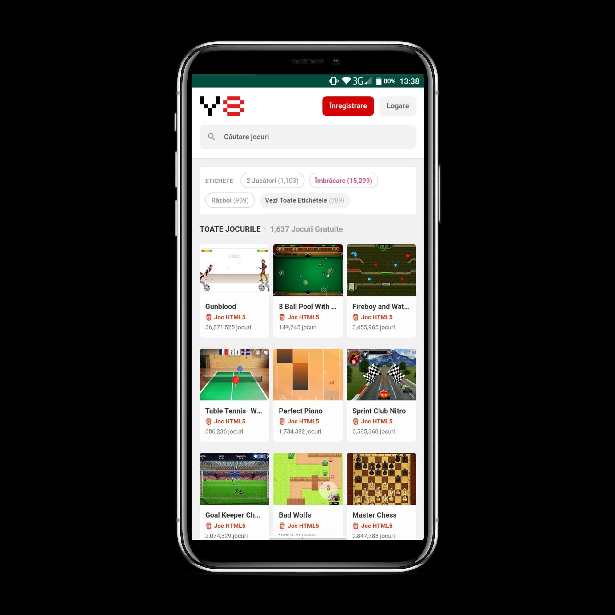 Y8 Games For Android Apk Download