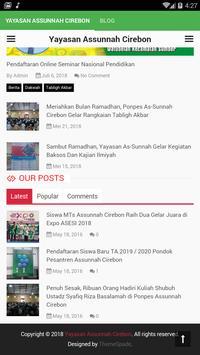 Yayasan Assunnah Cirebon screenshot 3
