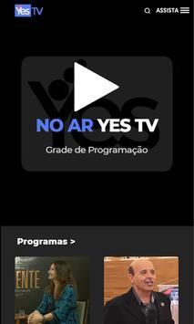 Yes TV - A TV do seu Jeito poster