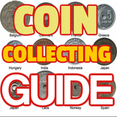 Coin Collecting Guide أيقونة