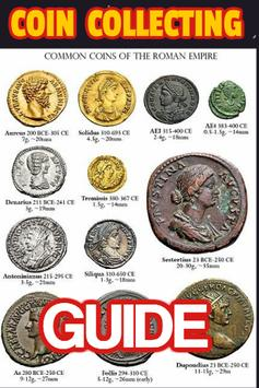Coin Collecting Guide الملصق