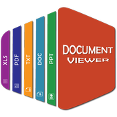All Document Reader - DOC PPT XLS PDF TXT ikona