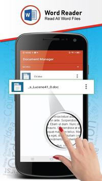 All Document Reader - DOC PPT XLS PDF TXT screenshot 4