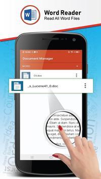All Document Reader - DOC PPT XLS PDF TXT Ekran Görüntüsü 4