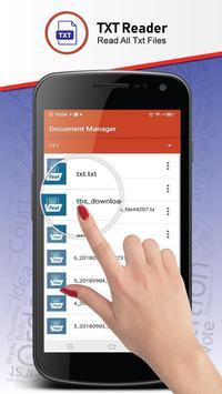 All Document Reader - DOC PPT XLS PDF TXT Ekran Görüntüsü 6