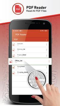 All Document Reader - DOC PPT XLS PDF TXT Ekran Görüntüsü 2