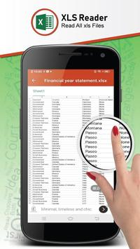 All Document Reader - DOC PPT XLS PDF TXT screenshot 3