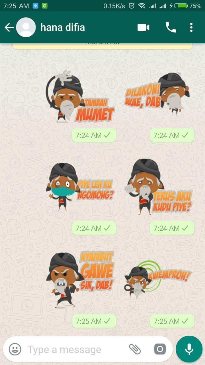 Jowo Jawa Wastickerapps For Whatsapp For Android Apk