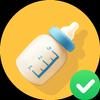 Baby Tracker. Breastfeeding Tracker. Baby Care👶 icon