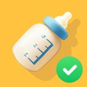 Baby Tracker. Breastfeeding Tracker. Newborn 👶 icon