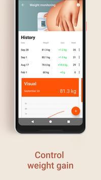 Week by Week Pregnancy App. Contraction timer screenshot 3