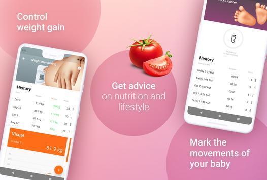 Pregnancy screenshot 1