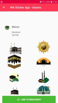 Islamic Sticker WhatsApp for WAStickerApps imagem de tela 12