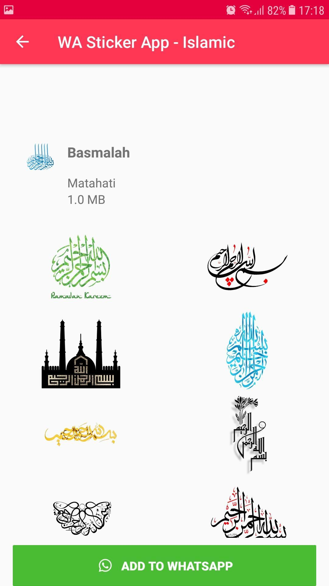 Islamic Sticker Whatsapp For Wastickerapps For Android Apk Download