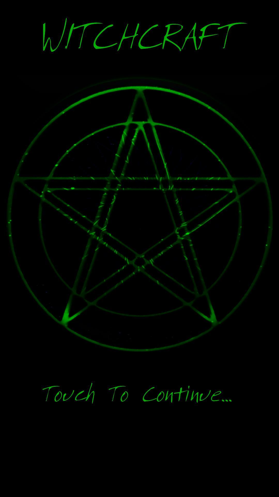 Wicca & Witchcraft Free Magic Spells Book for Android - APK