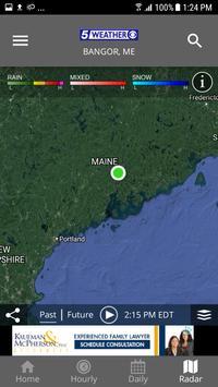 WABI TV5 Weather App screenshot 2
