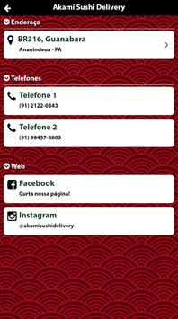 Akami Sushi Delivery screenshot 5
