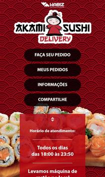 Akami Sushi Delivery screenshot 6