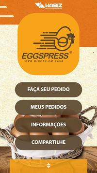 Eggspress Ovos Delivery poster