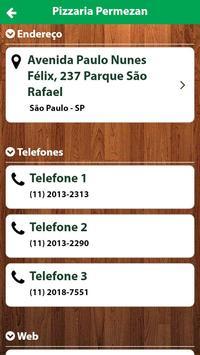 Pizzaria e Esfiharia Permezan screenshot 2