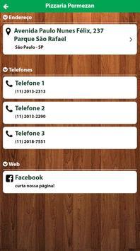 Pizzaria e Esfiharia Permezan screenshot 5