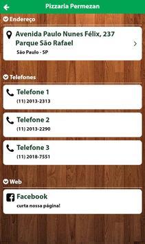 Pizzaria e Esfiharia Permezan screenshot 8