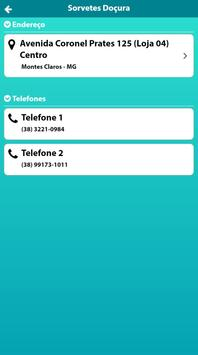 Sorvetes Doçura screenshot 5