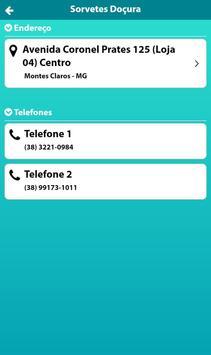 Sorvetes Doçura screenshot 8
