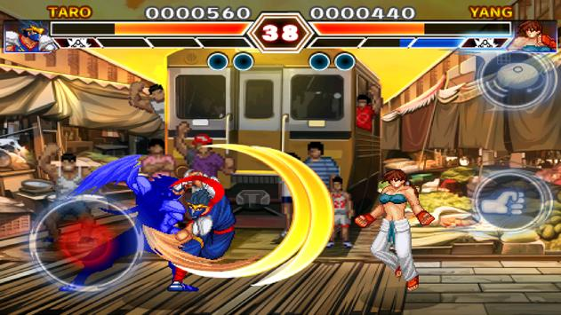 Kung Fu Do Fighting screenshot 5