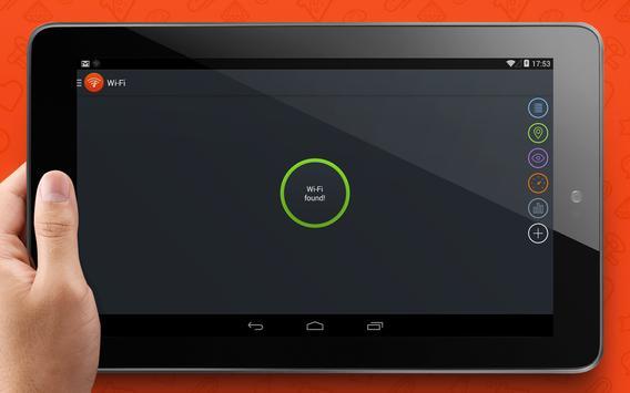 WADA Wi-Fi Maps - Free Wifi screenshot 8