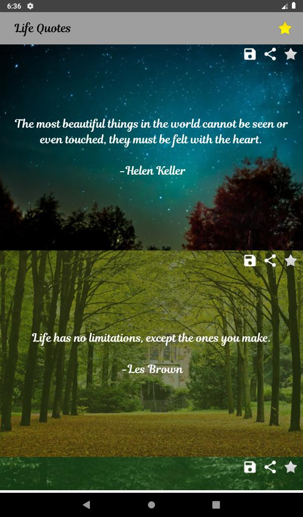 Inspirational Life Lesson Quotes Messages Status For Android Apk Download