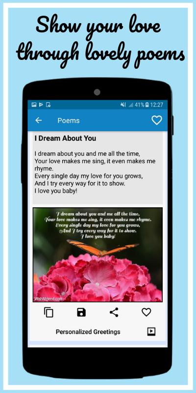 Love Messages for Boyfriend - Share Flirty Texts for Android