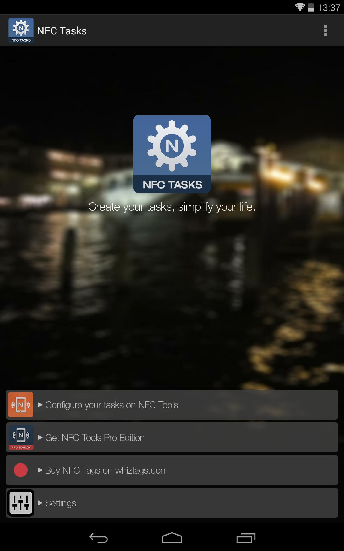 NFC Tasks for Android - APK Download