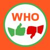WhoReact icon