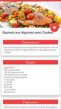 Je Cuisine Quoi screenshot 1