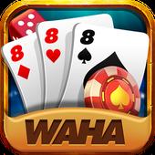 Game bài WAHA - Đánh bài FREE, tặng XU hàng ngày biểu tượng