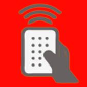 asianet set top box remote icon