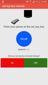 asianet set top box remote screenshot 2