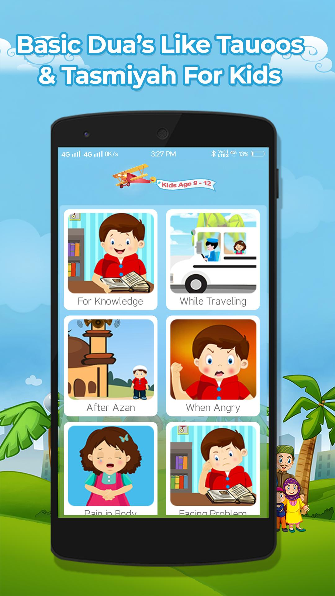 Kids Duas: Learn Word By Word for Android - APK Download
