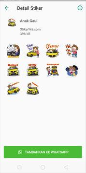 Man WA Stickers screenshot 2