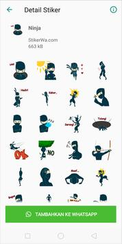 Man WA Stickers screenshot 4