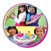 Play Toys Colors With Emma and Wendy icon