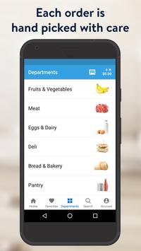 Walmart Grocery screenshot 5