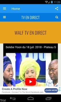 WALF TV EN DIRECT स्क्रीनशॉट 1