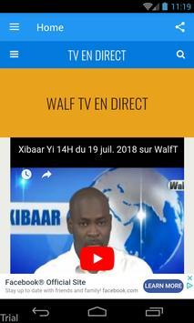 WALF TV EN DIRECT स्क्रीनशॉट 3