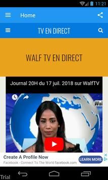 WALF TV EN DIRECT स्क्रीनशॉट 5