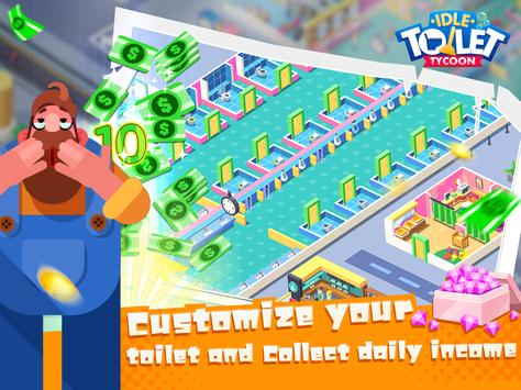 Toilet Empire Tycoon - Idle Management Game screenshot 19